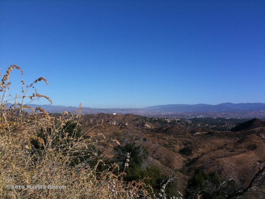 towsley canyon in santa clarita