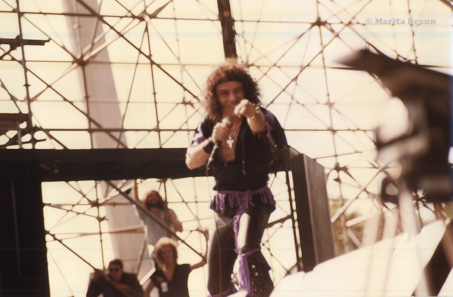 Monsters of Rock 1984 Karlsruhe -  Ronnie James Dio