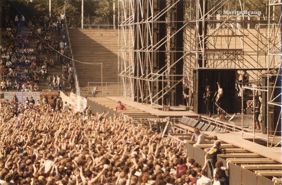 Monsters of Rock 1984 Karlsruhe - Motley Crüe