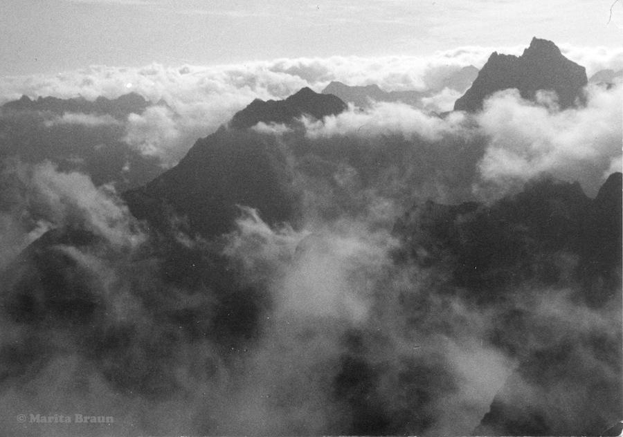 bavarian alps, bayerische alpen