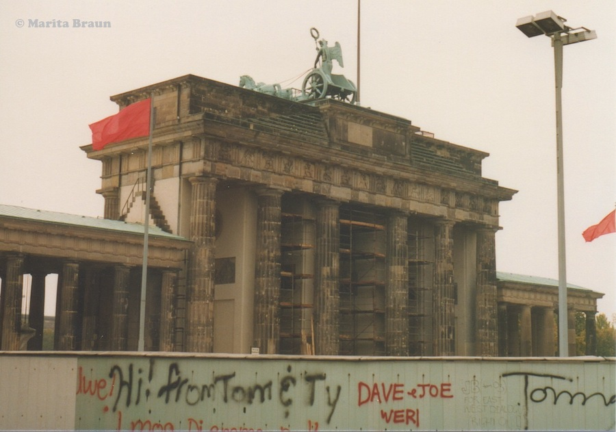 berlin brandenburger gate